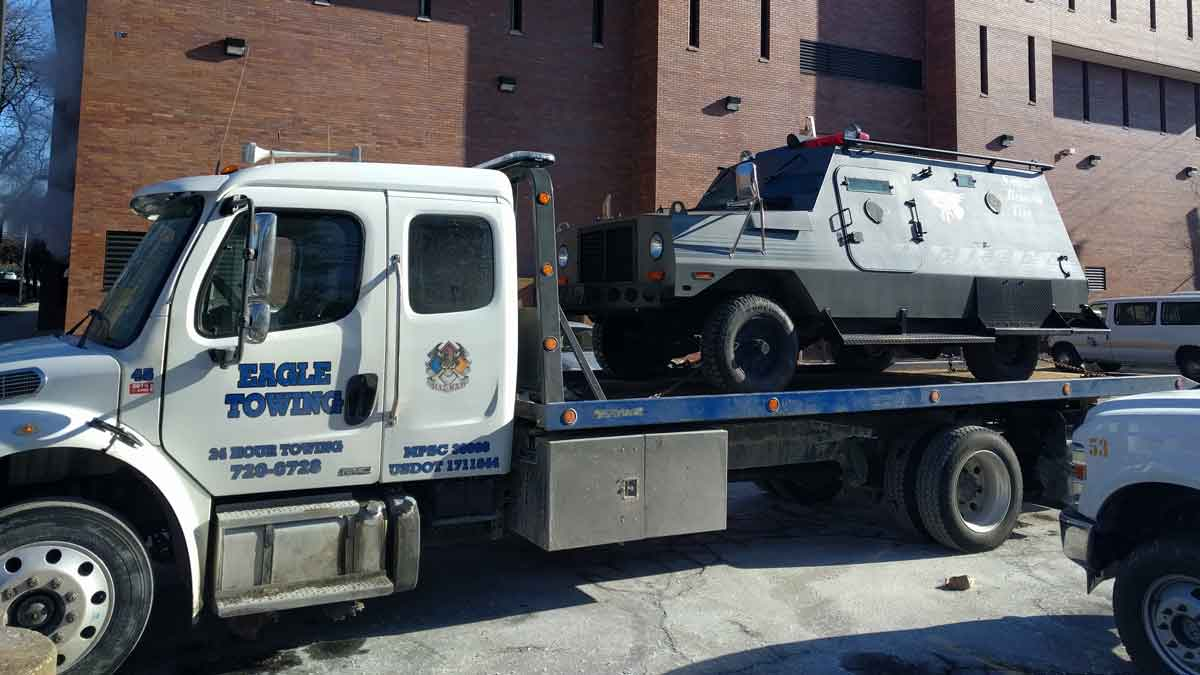 Towing Muskegon MI